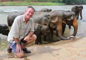 Wildlife Explorer Nigel Marven takes to the seas to find fascinating creatures in well-known destinations, including India