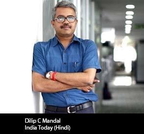 dilip mandal, journalist