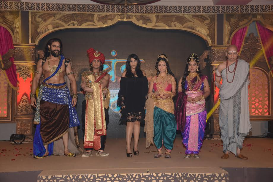 STAR Plus is all set to bring forth their magnum opus, Chandra-Nandni from the house of Balaji Telefilms