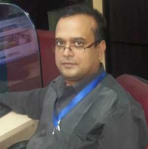 हरेश कुमार,पत्रकार
