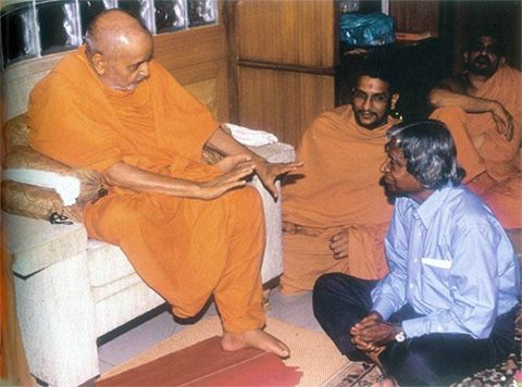 भारत के पूर्व राष्ट्रपति अब्दुल कलाम आज़ाद