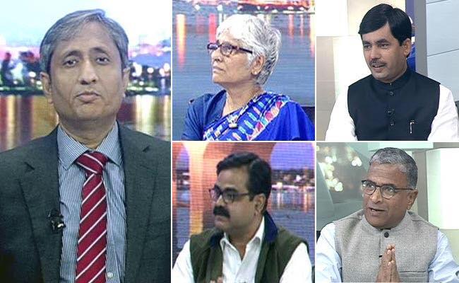 NDTV ऐसे निर्णायक मौक़े पर BJP के साथ था