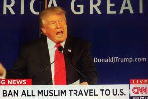 मुस्लिमों के खिलाफ अमेरिका
