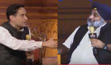 राहुल कँवल का सुखबीर सिंह बादल को खुला चैलेंज
