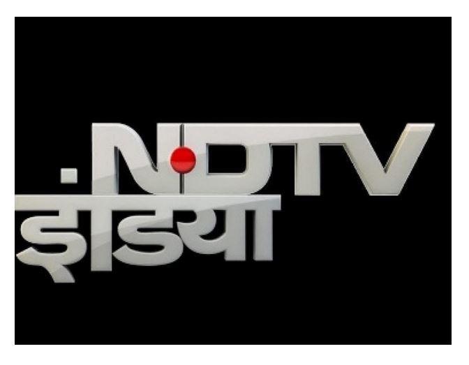 ndtv india logo
