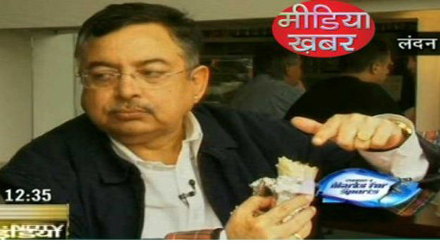 vinod dua vetern journalist