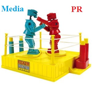 media vs pr