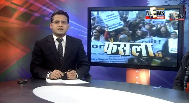 nishant chaturvedi news anchor