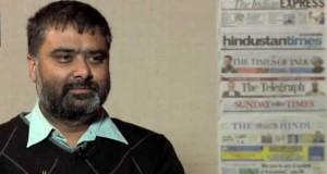 दीपक चौरसिया,एडिटर-इन-चीफ,इंडिया न्यूज़
