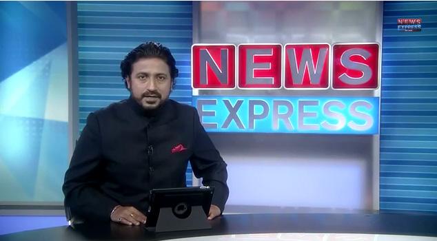 नए न्यूज एक्सप्रेस के बारे में बताते एडिटर-इन-चीफ विनोद कापड़ी