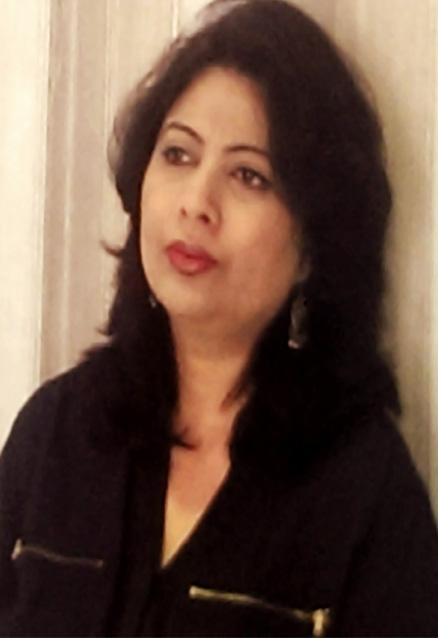 मीनू गुप्ता,संपादक,आधी आबादी