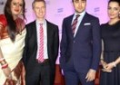 इमरान खान ने लांच किया सलीना जेटली का म्यूजिक वीडियो