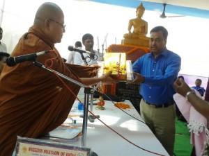 'करूणा मैत्री सम्मान-2014' से सम्मानित पत्रकार संजय कुमार