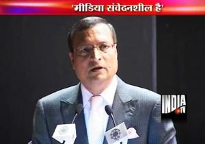 रजत शर्मा,एडिटर-इन-चीफ,इंडिया टीवी