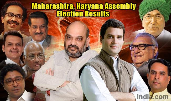 महाराष्ट्र-हरियाणा में कांग्रेस की पराजय के मायने