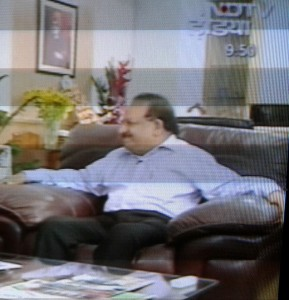 एनडीटीवी इंडिया पर डॉ. हर्षवर्धन