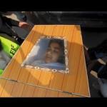 ताबूत में दफ़्न एक बारह साल का मासूम ।