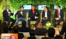 राजदीप ने वीरेंद्र सहवाग से पूछा, आप न्यूज़ चैनल नहीं देखते तो क्या 'आजतक' भी नहीं देखते !