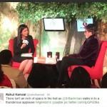 काश अमिताभ बच्चन का इंटरव्यू लेने से पहले श्वेता सिंह ने थोड़ी और तैयारी की होती