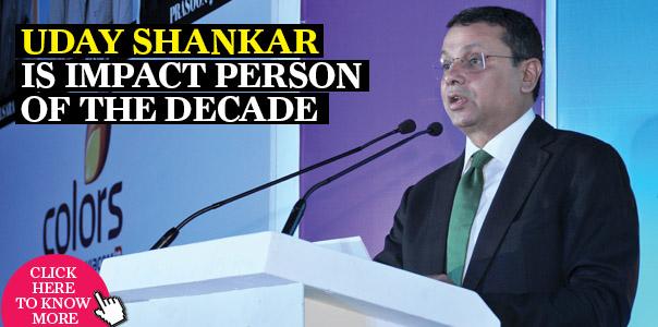 उदय शंकर,प्रमुख,स्टार इंडिया