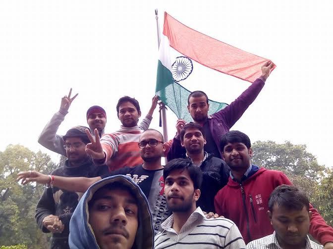 सूचना और प्रसारण मंत्रालय ध्यान दे, IIMC में प्रशासन ने नहीं फहराया राष्ट्रीय ध्वज