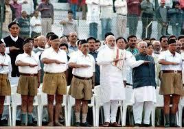 सोनिया-राहुल के पास मोदी के राग और संघ की ढपली का कोई काट नहीं