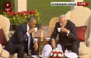 सतही है ओबामा-मोदी दोस्ती: चीनी मीडिया