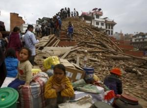 नेपाल त्रासदी, दरबार स्कवेयर व नया टूरिज्म