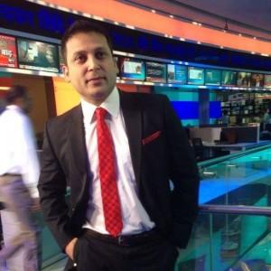 इंडिया टीवी चले समीप राजगुरु