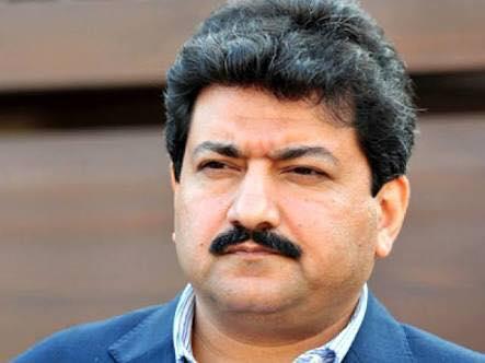 हामिद मीर,पत्रकार,पाकिस्तान