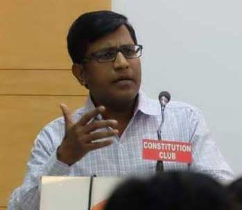 manish thakur, journalist