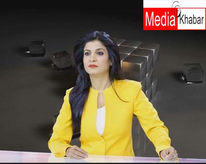 अंजना ओम कश्यप,न्यूज़ एंकर