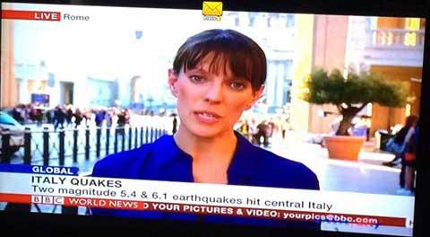 बीबीसी संवाददाता जेनी हिल जब बोल रहीं थी तो लग रहा था वो खुद भी गहरे सदमे में है