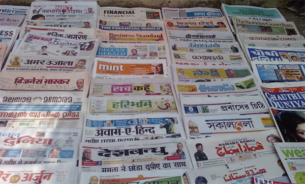 NEWSPAPERS OF INDIA