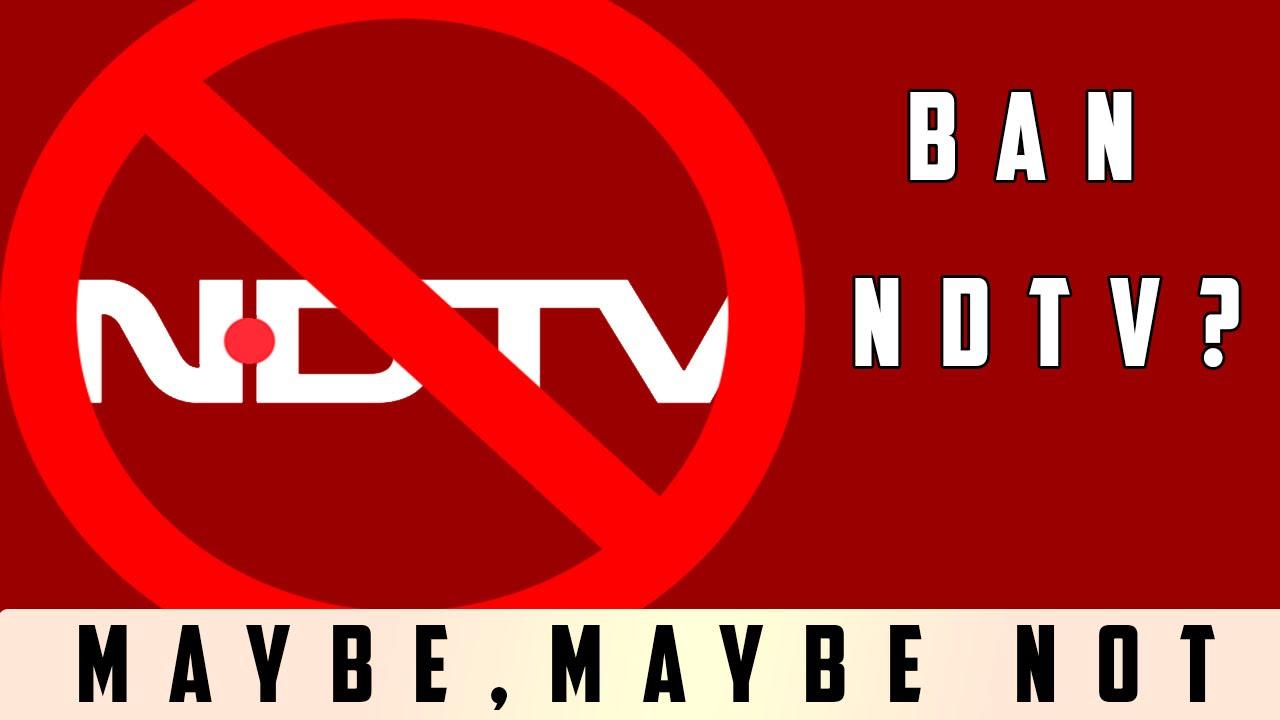 ख़बरों में जाति ढूंढते NDTV पर क्यों न लगे प्रतिबंध?