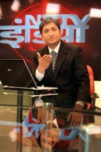 रवीश कुमार, संपादक,एनडीटीवी इंडिया