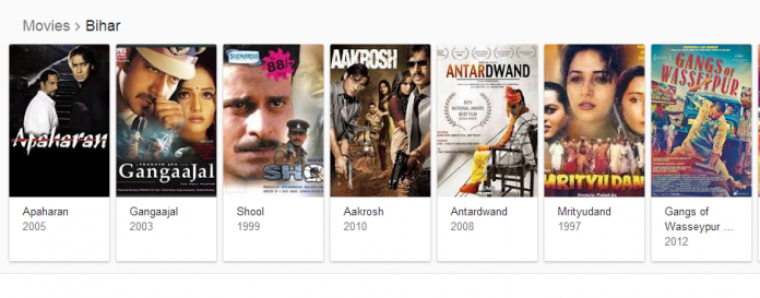 bollywood stories based on bihar