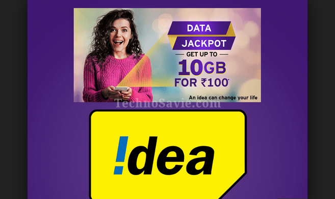 idea data jackpot