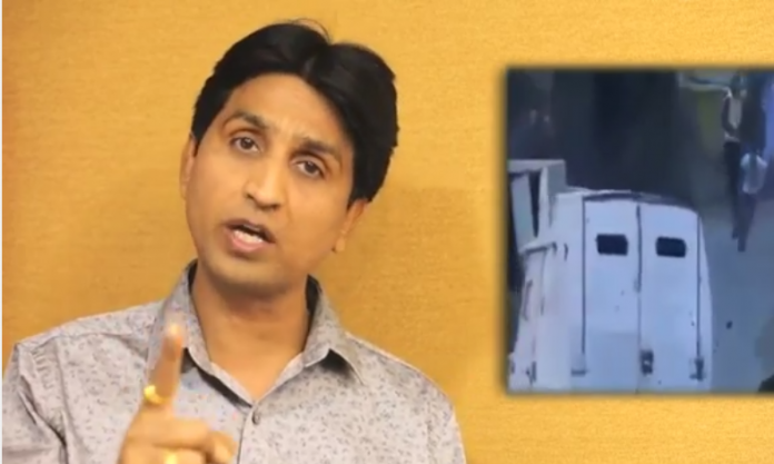 kumar vishwash viral video