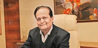 ramesh chandra aggrwal, chairmen, dainik bhaskar
