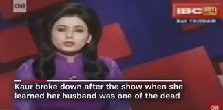 Supreet Kaur, news anchor, IBC24