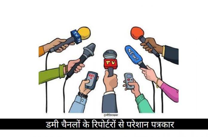 dummy channels reporter