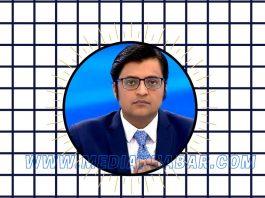 arnab goswami in jail