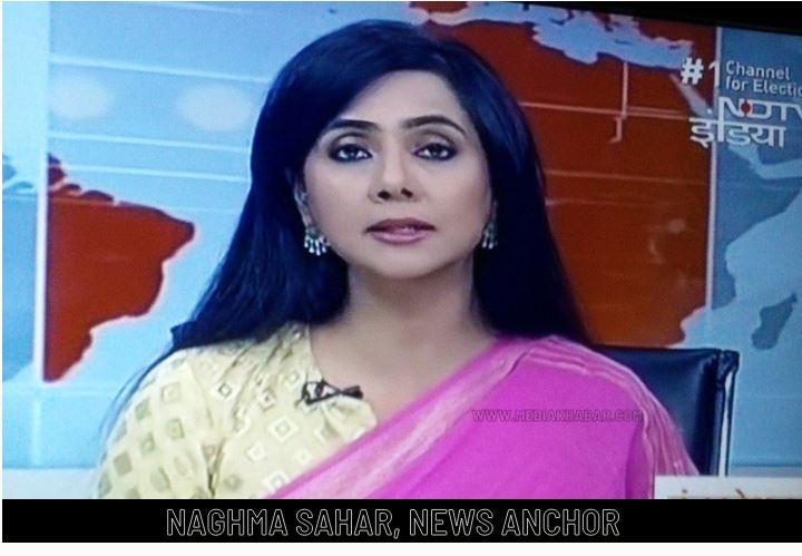 Naghma Sahar NDTV