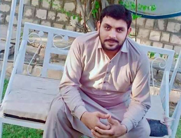 Pakistani journalist Ajay Lalwani